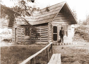 Anway Cabin 1910